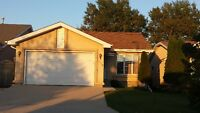 A beautiful 3-bedroom bungalow house for rent in Whyte Ridge