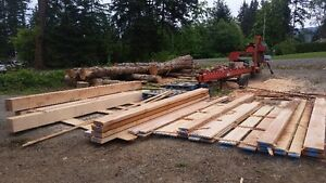 Hardy Hill Portable Sawmill Comox / Courtenay / Cumberland Comox Valley Area image 5