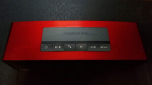 REPLICA Bose Soundlink Mini Speaker (Brand New / Boxed) in Red
