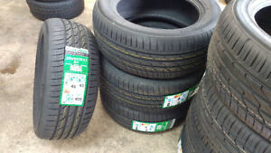 New 235/55R17 all season tires, $450 for 4