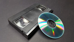 Home Movies to DVD or USB