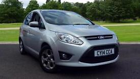 2014 Ford C-Max 1.6 TDCi Zetec 5dr Manual Diesel Estate