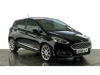 2018 Ford Fiesta 1.0 EcoBoost Vignale Quilted Auto Hatchback Petrol Automatic