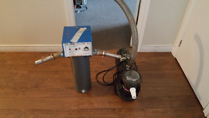 Pool Heater & Pump and other supplies