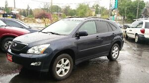 2006 Lexus RX 330 AWD/Leather/Sunroof/Alloys!  Certified!