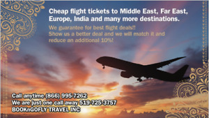 Best ticket prices for flights and hotels