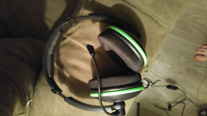 Turtle Beach head phones for game system like New 50$ obo