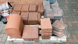 Mixed load Rosemary Roof Tiles