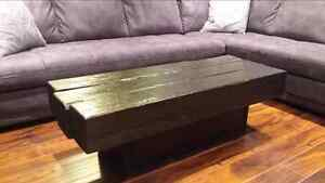 Beautifully Hand Made Coffee Table $350.00