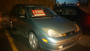 Ford Focus 2004 1300$ nego