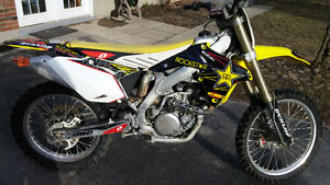 i have for sale a 2009 rmz 450 with EFI and Ownership i