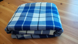 Highland dance tartan fabric