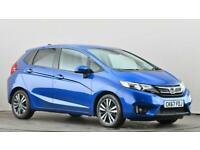 2017 Honda Jazz 1.3 EX 5dr CVT Auto Hatchback petrol Automatic