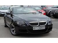 2008 BMW 6 SERIES M6 CONVERTIBLE RARE AND STUNNING THIS IS A AWESOME VEHIC