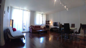 Furnished 1 Bed apartment in Old Port Downtown Montreal