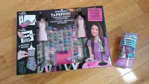 Tapefitti fashion design activity set