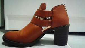 Great spring boots from Forever21