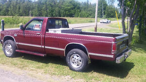 pike up truck
