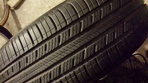 4 PNEUS D'ÉTÉ/Summer Tires MICHELIN P205/65R15