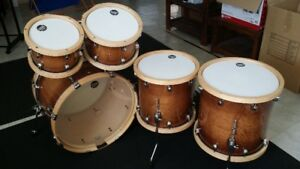 Tama S.L.P. Maple 5 pce shell pack, brand new
