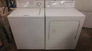 KITCHEN AID Top of The Line Washer & Dryer TEAM.... LIKE NEW!