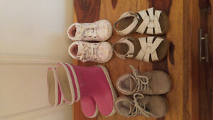 Chaussures fille 19-20-22