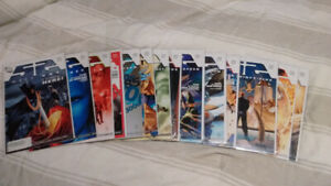 Comic Collecion ~ DC 52 ~ 20 Issues from 1 - 40