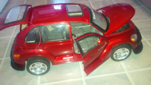 2001 Dodge PT Cruiser Remote control car Large Scale