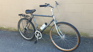 "Vintage 20"" Mens' Raleigh Commuter/Mountain Bike(tuned up/solid)"