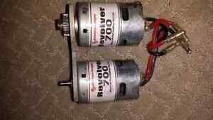 R/C motors