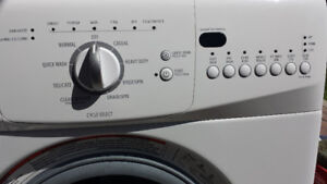 Apartment/Condo size stack able washer
