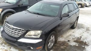 2004 Chrysler Pacifica AWD  3 months free warranty