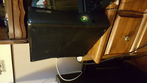 Xbox 360 with kinect, games, & accessories