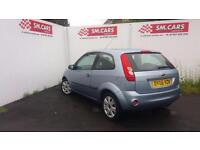 2006 06 FORD FIESTA 1.25 STYLE CLIMATE 3 DOOR.FANTASTIC LOW MILEAGE EXAMPLE .