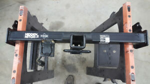 Trailer hitch for 2014 Grand Cherokee
