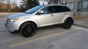 2011 FORD EDGE ... SAFETY ETESTED