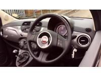 2015 Fiat 500 1.2 Cult 2dr Manual Petrol Convertible