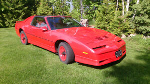 1985 Pontiac Trans Am Firebird