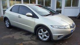 Honda Civic 1.8 I-VTEC SE (silver) 2007