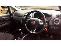 2014 Fiat Punto 1.4 Jet Black II 3dr Manual Petrol Hatchback