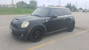 2009 MINI COOPER S SUPERCHARGED