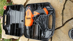 Black & Decker electric drill