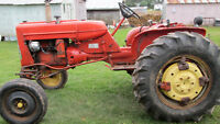 1960 D-12 Allis Chandler Tractor  for trade
