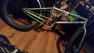 Bmx for trade for xbox one with games and any size tv