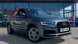 image for 2017 Audi Q3 1.4T FSI S Line Edition 5dr Petrol Estate Estate Petrol Manual