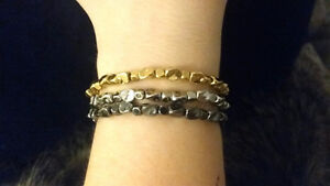 Beautiful Lia Sophia 3pc Bracelet Set London Ontario image 3