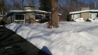 Beautiful 4 bedroom bungalow on large lot