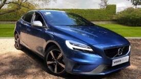 2018 Volvo V40 T2 R Design W. Winter Pack In Manual Petrol Hatchback