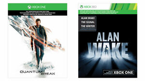 Quantum Break + Alan Wake et DLCs