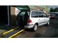 2009 VW Sharan Diesel Wheelchair Disabled Accessible Vehicle